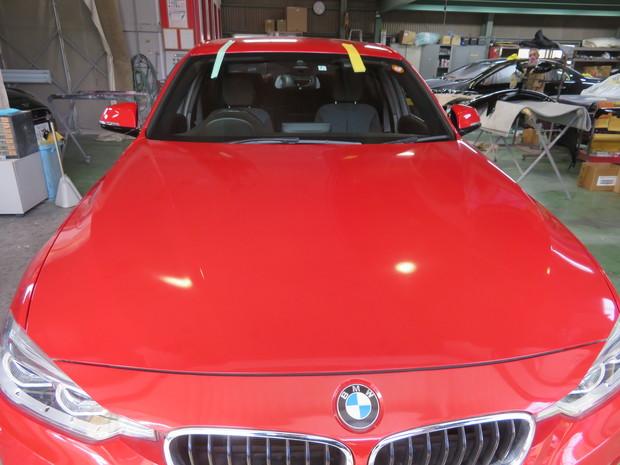 BMW フロントガラス エーミング (7).JPG