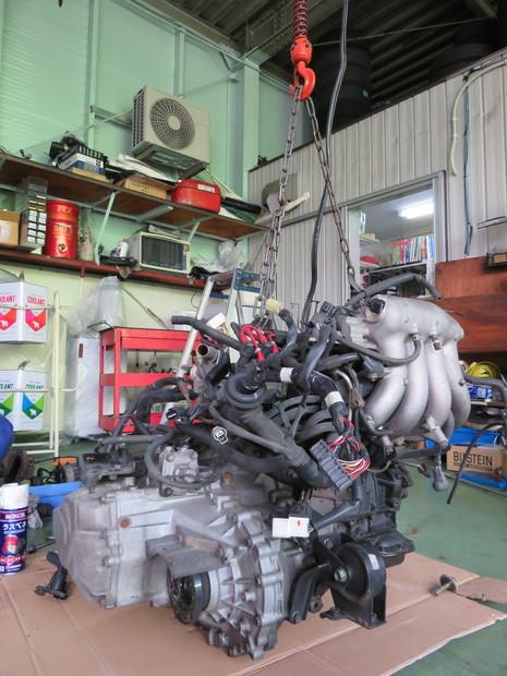 エンジン載せ替え・MR2(SW20) (1).JPG