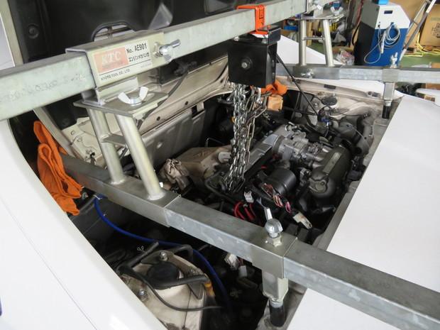 エンジン載せ替え・MR2(SW20) (5).JPG