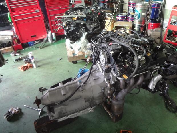 エンジン載せ替え_BMW(LBA-PG20)_3.JPG
