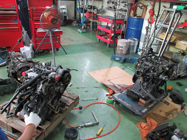 エンジン載せ替え_エブリィ(GD-DB52V)_4.JPG