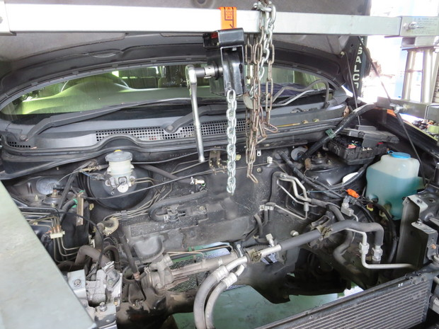 エンジン載せ替え_ステップワゴン(LA-RF3)_1.JPG
