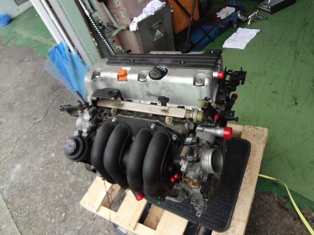 エンジン載せ替え_ステップワゴン(LA-RF3)_4.JPG