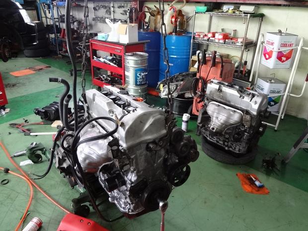エンジン載せ替え_ステップワゴン(LA-RF3)_5.JPG