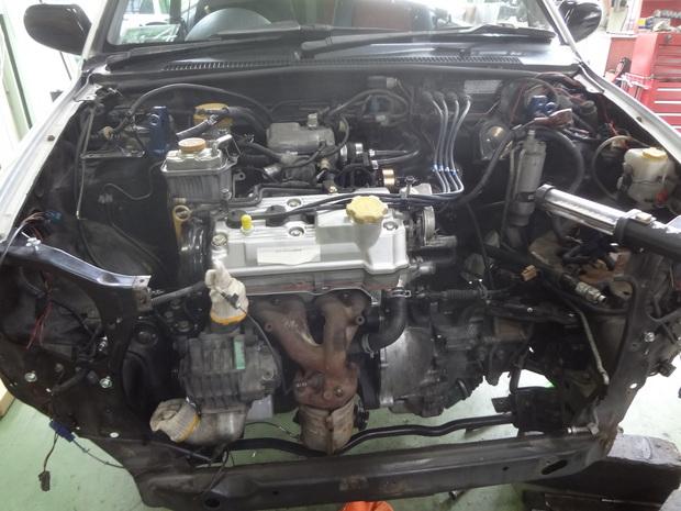エンジン載せ替え_ヴィヴィオ(E-KK3)_4.JPG