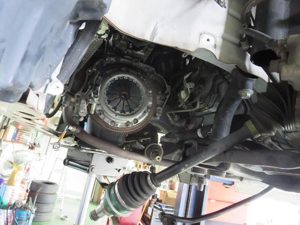 クラッチ交換(ミラ・L275V) (3).JPG