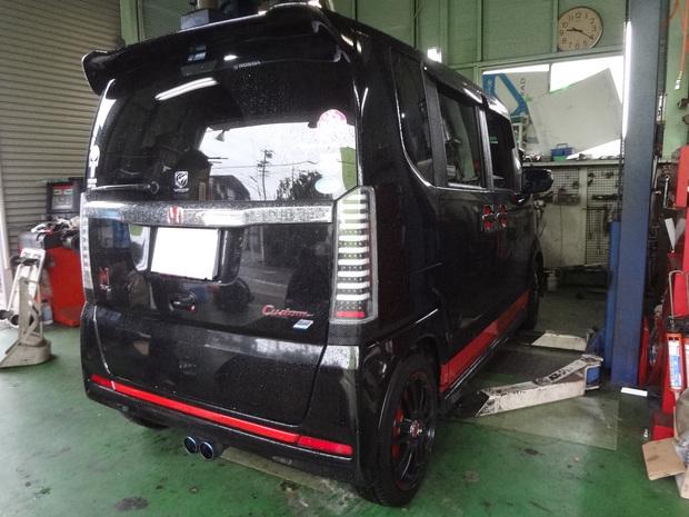 車高調取付_N-BOX(DBA-JF1)_1.JPG