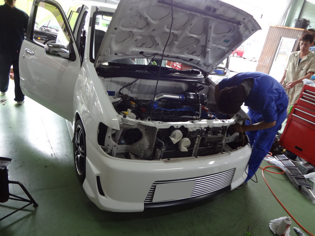 車高調_キューブ(TA-AZ10)_9.JPG